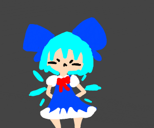 touhou person