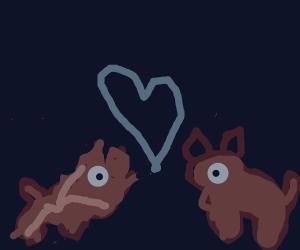 chipmunk dating