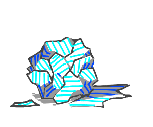 Crumpled/Torn Paper