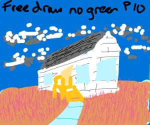 Don't Use Green (FD/PIO)