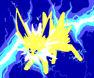 Electricity Evee-loution Joltion?