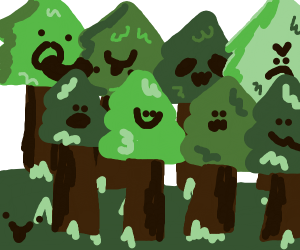 Angry Forest