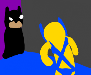 Batman vs. Wolverine