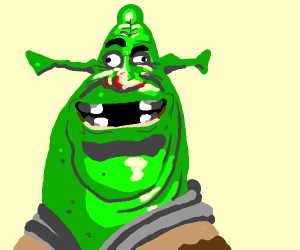 Early Shrek