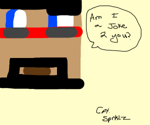"Captain Sparklez ""am i a joke to you"""