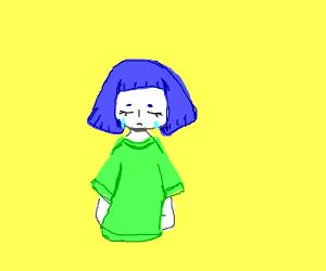 Greenclothed Crybaby
