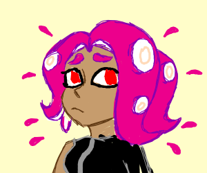 Insecure octoling