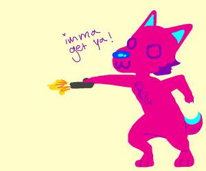 furry murderer