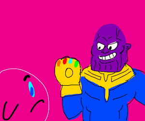 Kirby vs Thanos