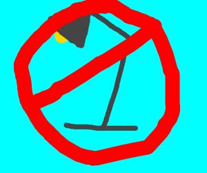 NO LAMPS