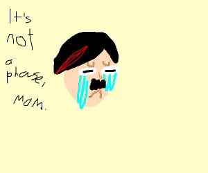 emotional hitler