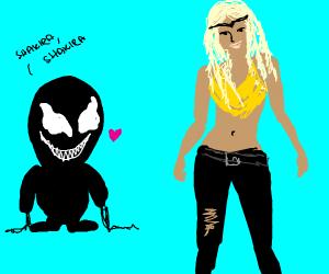 Venom Loves Shakira