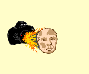 Canon human shooting heads