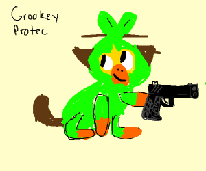 Grookey Drawception 144 likes · 4 talking about this. grookey drawception