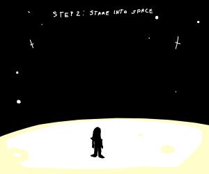 Step 1: Buy Lunar Property