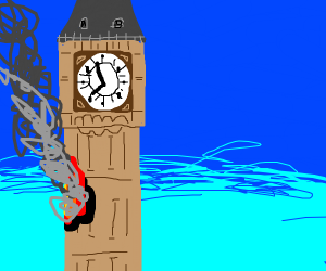Terrorist attack on london