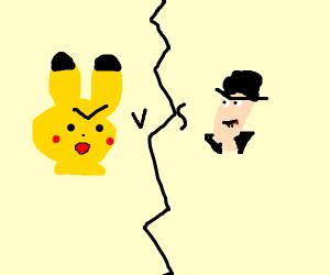 pikachu vs vampire