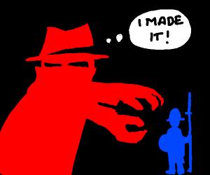 red spy build a blue sentry