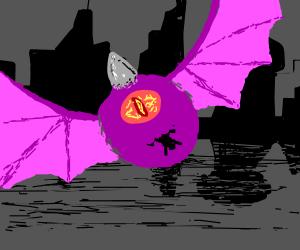 One eye One horned flying purple people eater