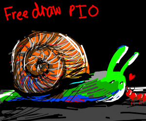 Free Draw!!! PIO
