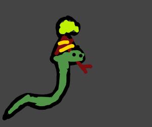 Snake Birthday