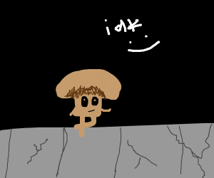 walking mushroom