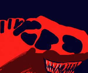 Lavasaurus Rex