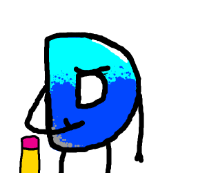 Drawception Logo is concerned