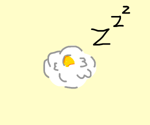 sleeping popcorn