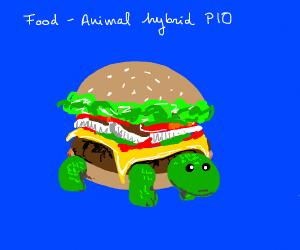 Food animal hybrid pio