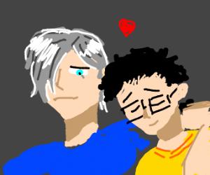 Epik gay anime relationship