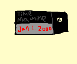 it is the distant future, the year 2000