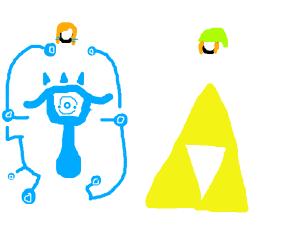 2 Links (Zelda series)