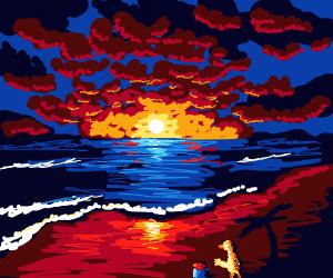 Sesame Beach