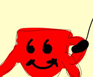 Pet Kool-Aid Man