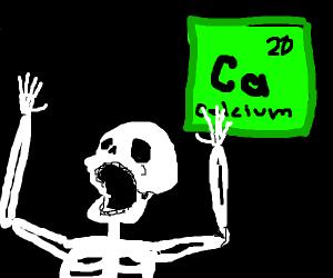 Calcium is coming