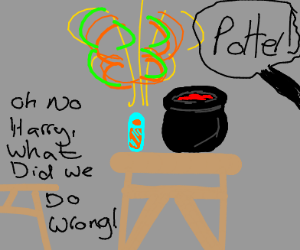 potions class gone wrong