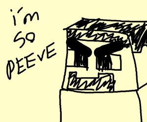 Steve is Peeve