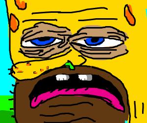 Ugly Spongebob