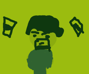 Bob Ross Hates Money