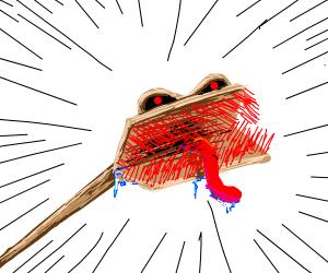 A killer broom