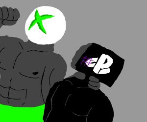 Xbox beats up Playstation
