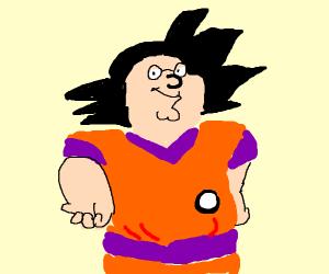 Gokupeter from family guy