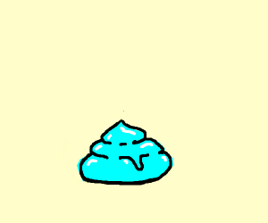 Diamond poo
