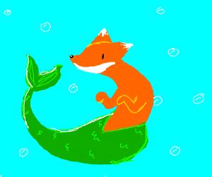 Mer-fox