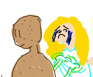 potato farts on angel