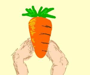legs carrot