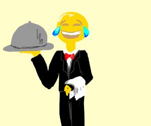 Emoji Waiter