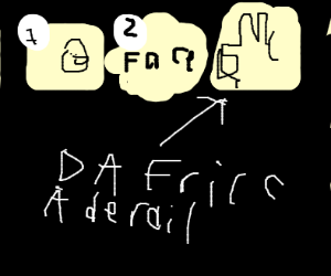 The dreaded Drawception Derail