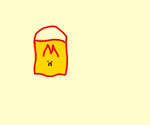 McDonalds Sad Meal